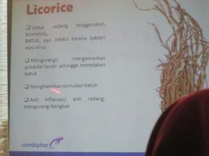 Succus Liquorice
