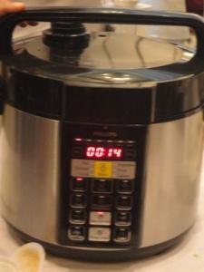 EPC (Electric Pressure Cooker)
