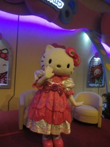 Ini dia si Hello Kitty