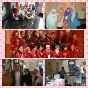 Bersama Teman2 KEB di berbagai acara