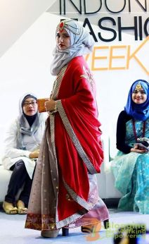 Fashion Hijab ala Bangladesh