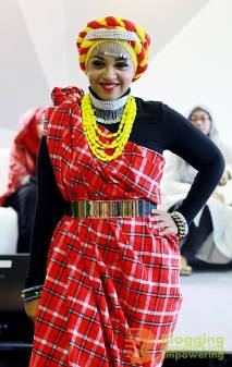 Fashion Hijab ala Kenya