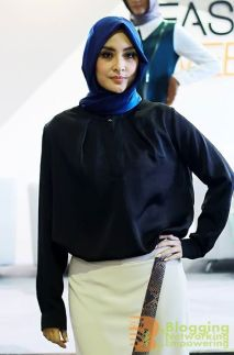 Hijab fashion ala Turki